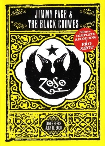 Jimmy Page and The Black Crowes - Live at Jones Beach Ampitheatre (2000)