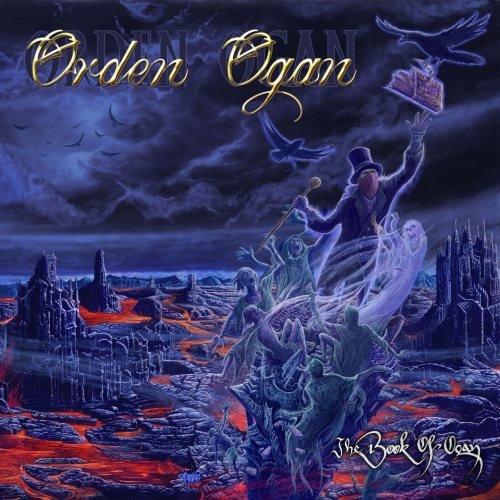 Orden Ogan - Тhе Вооk Оf Оgаn [2СD] (2016)