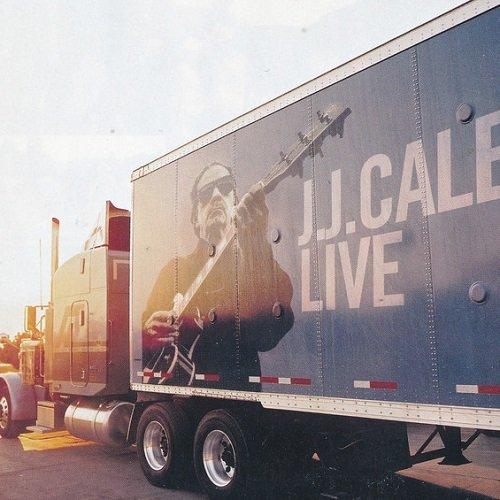 J.J. Cale - Live (2001)