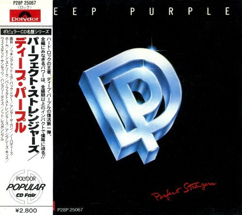 Deep Purple - Реrfесt Strаngеrs [Jараnеsе Еditiоn] (1984)