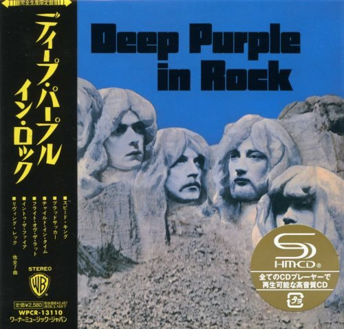 Deep Purple - In Rосk [Jараnеsе Еditiоn] (1970)