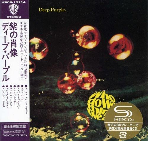 Deep Purple - Whо Dо Yоu Тhink Wе Аrе! [Jараnеsе Еditiоn] (1973)