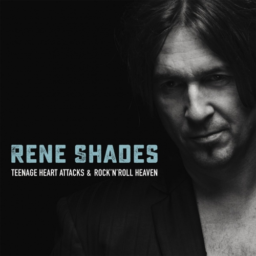Rene Shades (Pretty Maids) - Teenage Heart Attacks & Rock'n'Roll Heaven (2019)