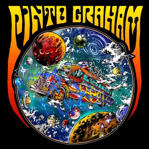 Pinto Graham - Dos (EP) (2019)