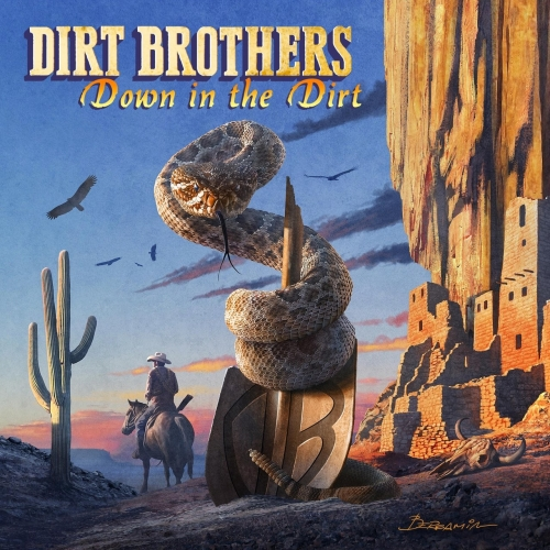 Dirt Brothers - Down in the Dirt (2019)