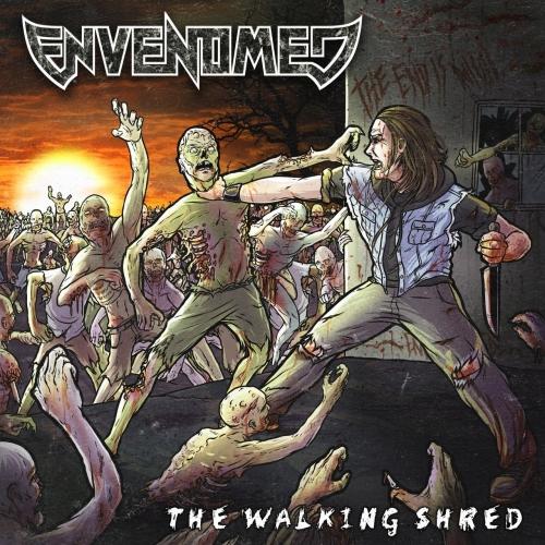 Envenomed - The Walking Shred (2019)