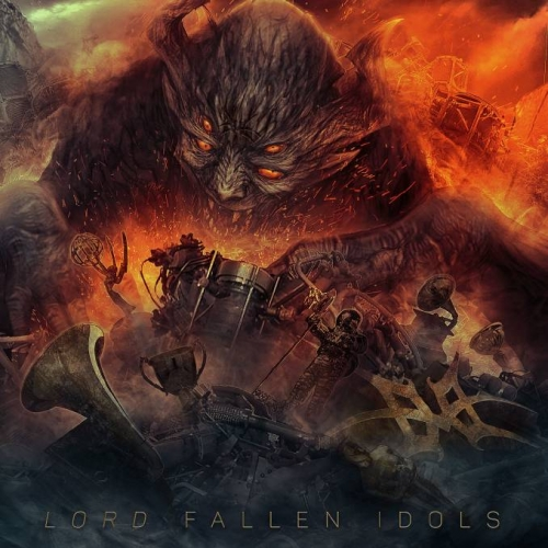 Lord - Fallen Idol (Deluxe Edition) (2019)