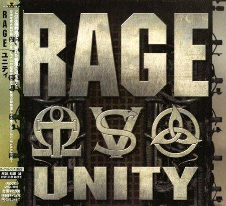 Rage - Unitу [Jараnеsе Еditiоn] (2002)