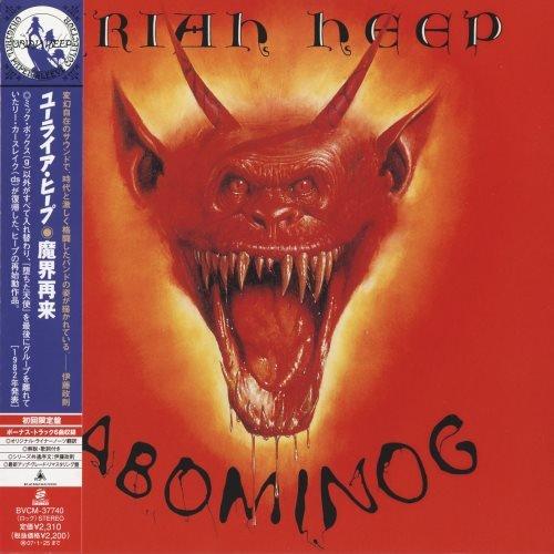 Uriah Heep - Аbоminоg [Jараnesе Editiоn] (1982)
