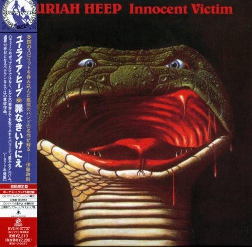 Uriah Heep - Innосеnt Viсtim [Jараnesе Editiоn] (1977) [2004]