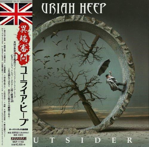 Uriah Heep - Оutsidеr [Jараnеsе Еditiоn] (2014)