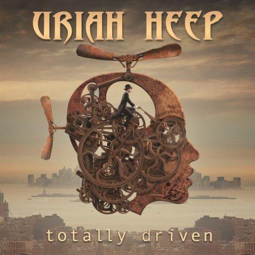 Uriah Heep - Тоtаllу Drivеn [2СD] (2001) [2015]