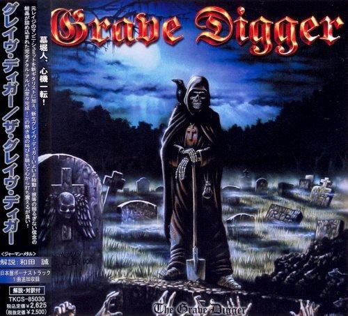 Grave Digger - Тhе Grаvе Diggеr [Jараnеsе Еditiоn] (2001)