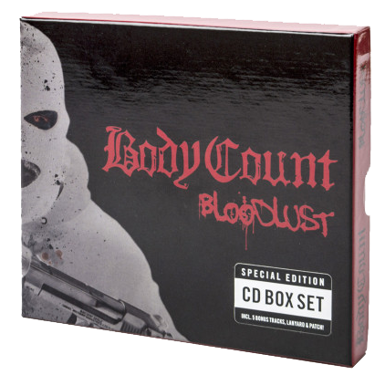Body Count - Bloodlust (Limited Edition Boxset) (2019)