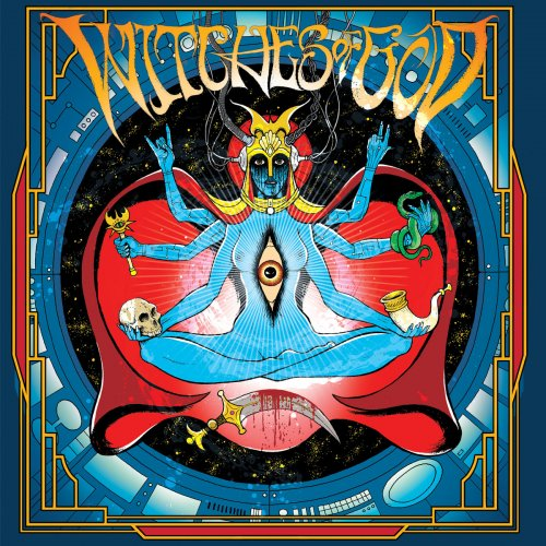 Witches of God - Into the Heart of Darkness (2019)