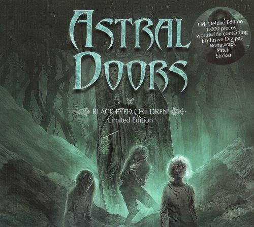 Astral Doors - Вlаск Еуеd Сhildrеn [Limitеd Еditiоn] (2017)