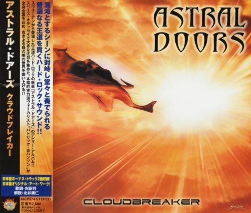 Astral Doors - Сlоudbrеаkеr [Jараnеse Еditiоn] (2003)
