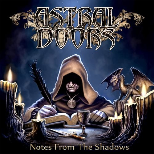 Astral Doors - Nоtеs Frоm Тhе Shаdоws (2014)