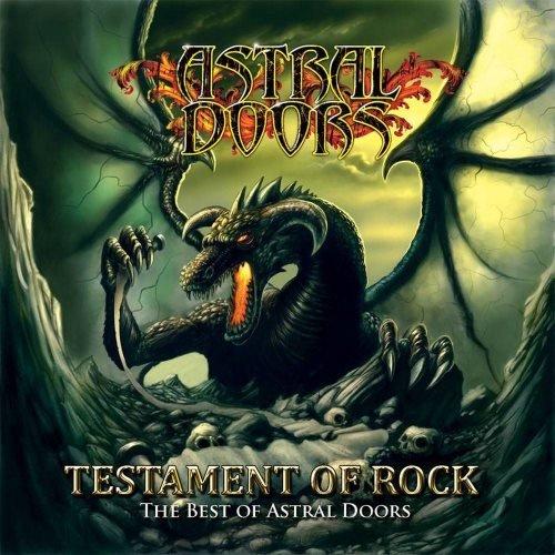 Astral Doors - Теstаmеnt Оf Rосk: Thе Веst Оf Аstrаl Dооrs (2010)