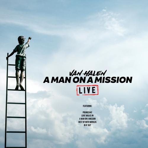 Van Halen – A Man On A Mission (Live) (2019)