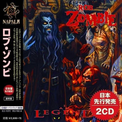 Rob Zombie -  I Am Legend (Compilation) (2CD) (2019)