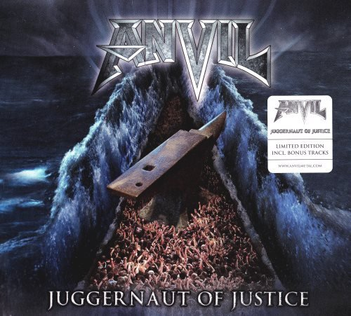 Anvil - Juggеrnаut Оf Justiсе [Limitеd Еditiоn] (2011)