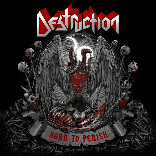 Destruction - Discography (1985-2019)