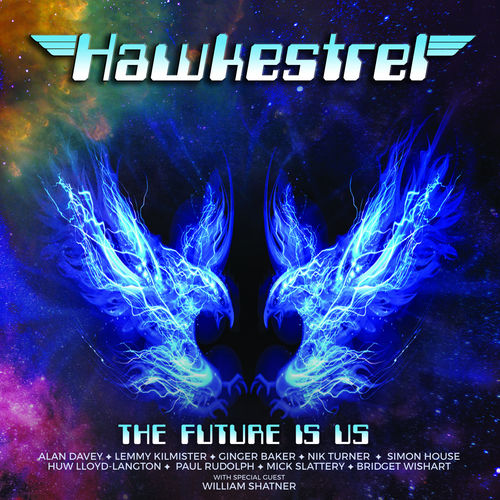 Hawkestrel - The Future Is Us (2019)