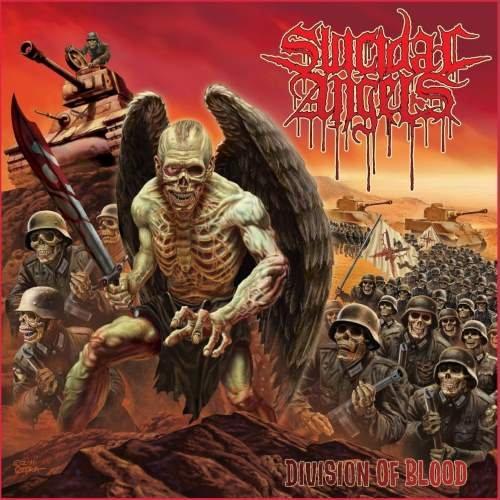 Suicidal Angels - Divisiоn Оf Вlооd (2016)