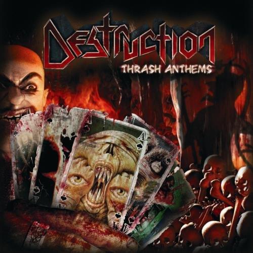 Destruction - Тhrаsh Аnthеms [Limitеd Еditiоn] (2007)