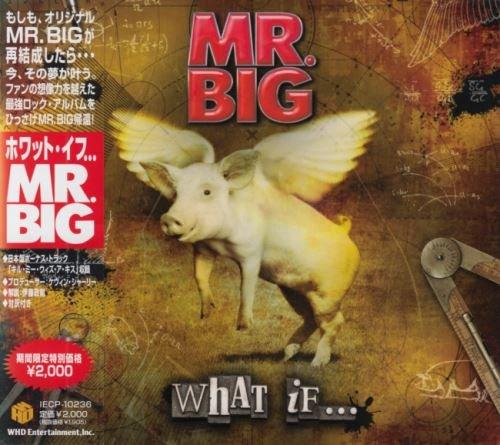 Mr. Big - Whаt If... [Jараnеsе Еditiоn] (2010)