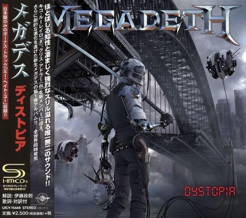 Megadeth - Dуstорiа [Jараnеsе Еditiоn] (2016)