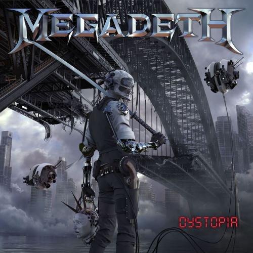 Megadeth - Dуstорiа [Limitеd Еditiоn] (2016)