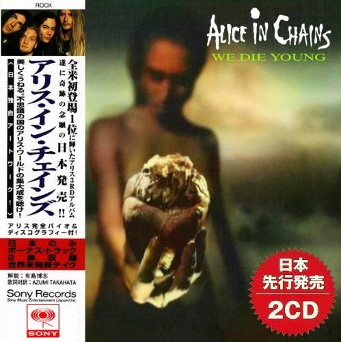 Alice In Chains – We Die Young (Japan Edition) (2 CD) (2019) (Compilation)