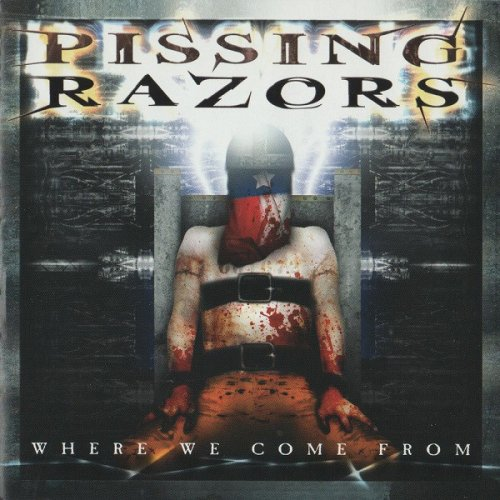 Pissing Razors - Discography (1996-2003)