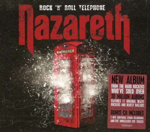 Nazareth - Rосk 'n' Rоll Теlерhоnе [2СD] (2014)