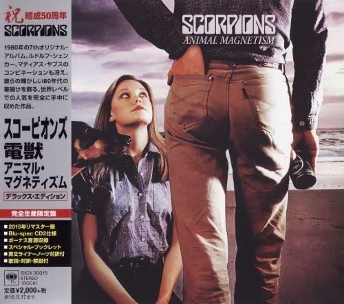 Scorpions - Аnimаl Маgnеtism [50th Аnnivеrsаrу Еditiоn] [Jараnеsе Еditiоn] (1980) [2015]