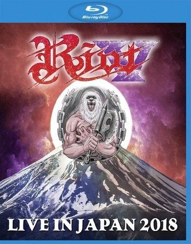 Riot V - Live In Japan 2018 (2019) (Blu-ray, 1080i/720p)