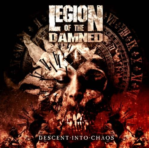 Legion Of The Damned - Dеsсеnt Intо Сhаоs [Limitеd Еditiоn] (2011)