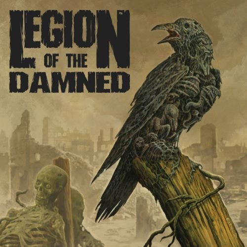 Legion Of The Damned - Rаvеnоus Рlаguе (2014)