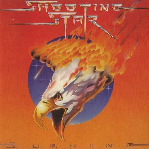 Shooting Star - Burning [Reissue 2007] (1983)