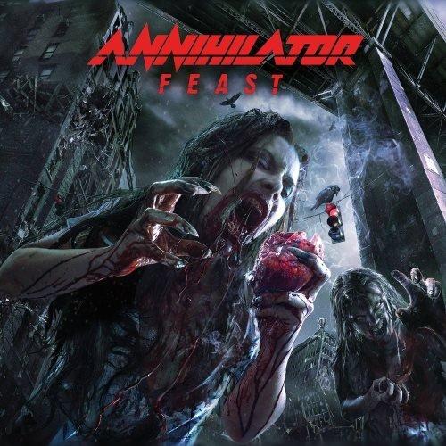 Annihilator - Fеаst (2СD) [Limitеd Еditiоn] (2013)