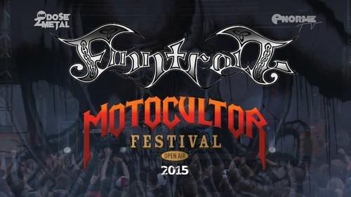 Finntroll - Live at Motocultor Festival 2015