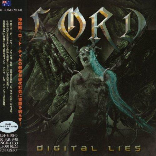 Lord - Digitаl Liеs [Jараnеsе Еditiоn] (2013)