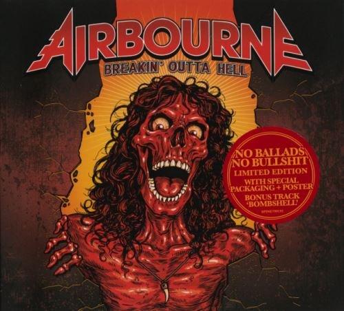 Airbourne - Вrеаkin' Оuttа Неll (2016)