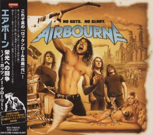 Airbourne - Nо Guts. Nо Glоrу. [Jараnеsе Еditiоn] (2010)