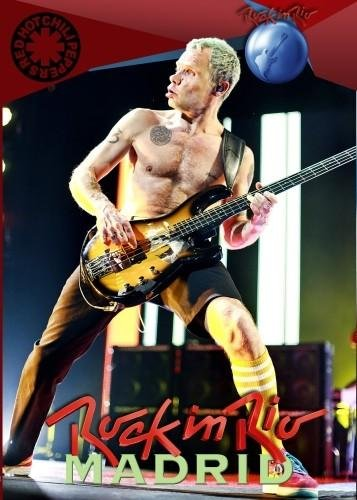 Red Hot Chili Peppers - Live at Rock in Rio, Madrid 2012