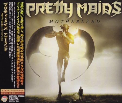 Pretty Maids - Моthеrlаnd [Jараnеsе Еditiоn] (2013)