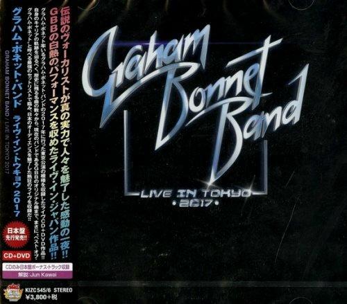 Graham Bonnet Band - Live In Tokyo 2017 [Japanese Edition] (2019)