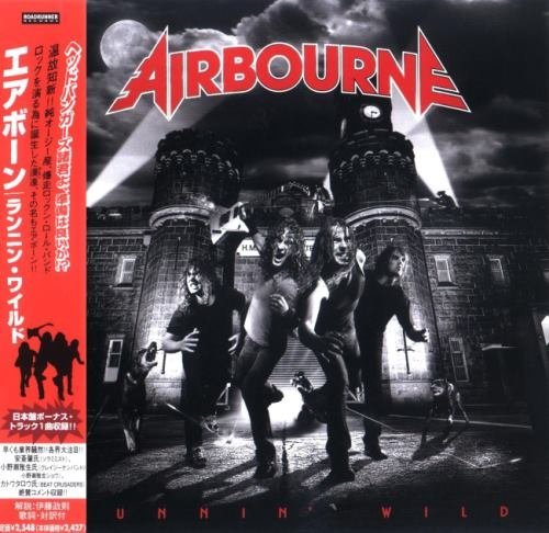 Airbourne - Runing Wild [Jараnеsе Еditiоn] (2007)